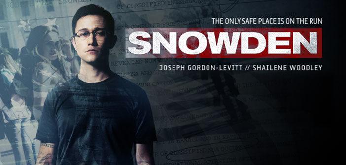 """Τρίτο Trailer Απο Το """"Snowden"""""""
