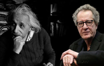 """Ο Geoffrey Rush Θα Υποδυθεί Τον Albert Einstein Στο """"Genius"""""""