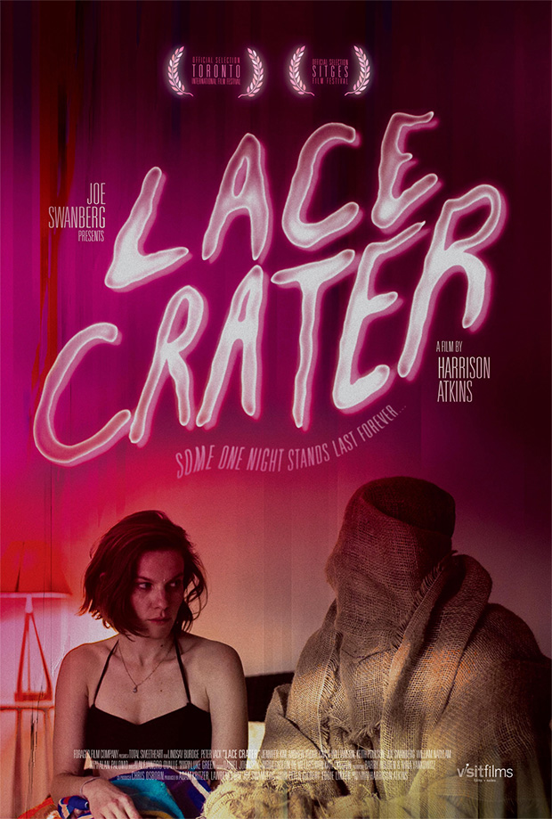 "Trailer Απο Το Μεταφυσικό Θρίλερ ""Lace Crater"""