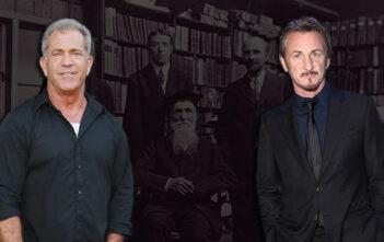 "Mel Gibson & Sean Penn Στο ""Professor and the Madman"