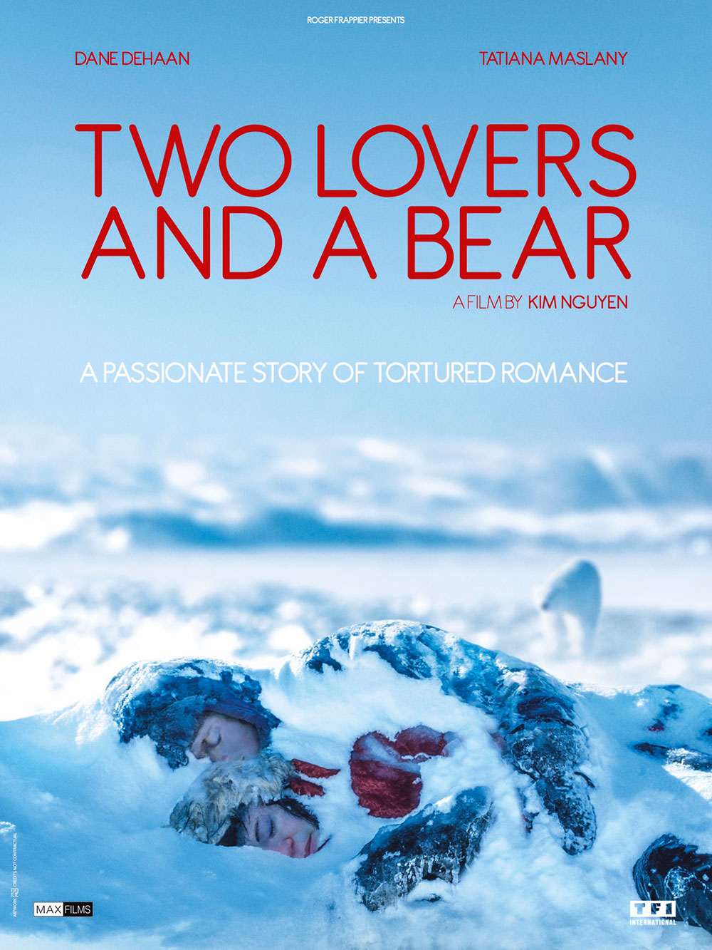 """Trailer Απο Το """"Two Lovers And A Bear"""""""