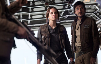 """Νεό Trailer Απο Το """"Rogue One: A Star Wars Story"""""""