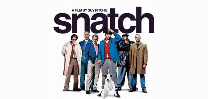 """Το Crackle Ετοιμάζει Το Τηλεοπτικό """"Snatch"""""""