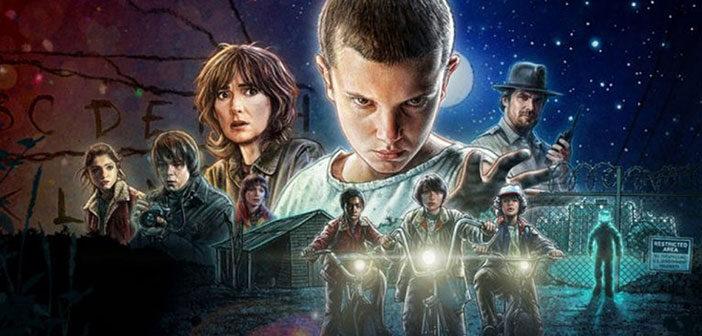 """Το Netflix Παρήγγειλε Την 2η Σαιζόν Του """"Stranger Things"""""""