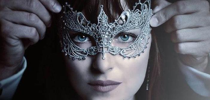 """Πρώτο Trailer Απο Το """"Fifty Shades Darker"""""""