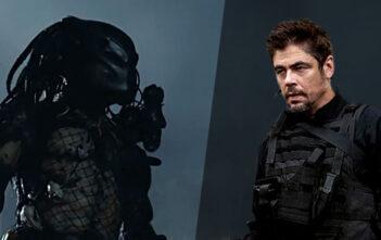 """Ο Benicio Del Toro Στο """"The Predator""""?"""