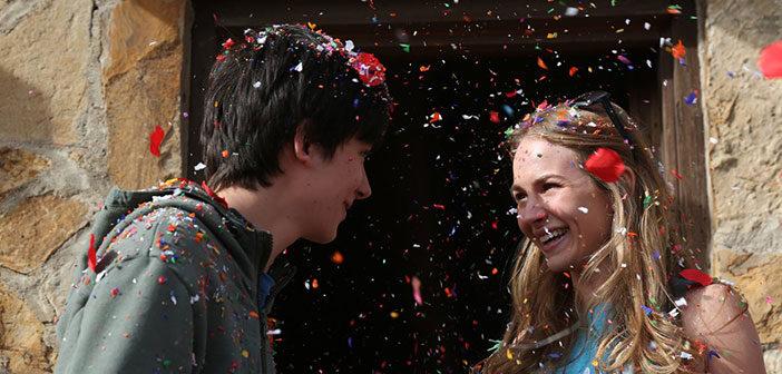 """Νέο Trailer Απο Το """"The Space Between Us"""""""