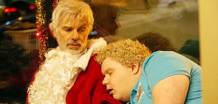 """Νέο Trailer Απο Το """"Bad Santa 2"""""""