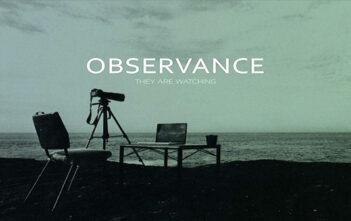 """Πρώτο Trailer Από Το """"Observance"""""""