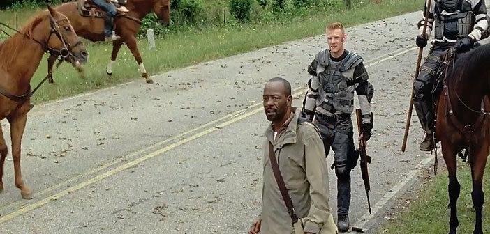 """Νέο Promo Απο Την 7η Σαιζόν Του """"The Walking Dead"""""""