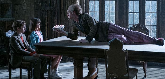 """Πρώτο Teaser Απο Το """"Lemony Snicket's A Series of Unfortunate Events"""""""
