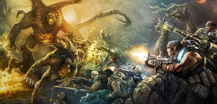 """Η Universal Ετοιμάζει Την Μεταφορά Του """"Gears of War"""""""