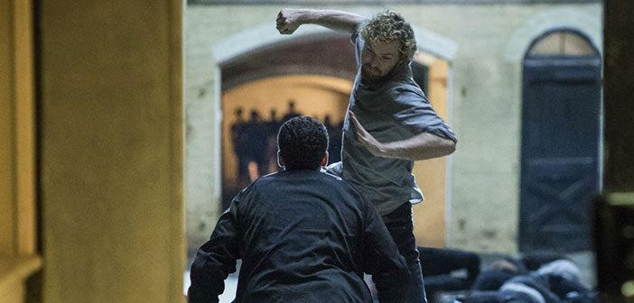 """Πρώτο Trailer Απο Το """"Iron Fist"""" Του Netflix"""