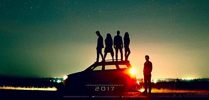 """Πρώτο Trailer Απο Το """"Power Rangers"""""""