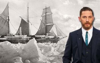 Ο Tom Hardy Στο Ρόλο Του Ernest Shackleton