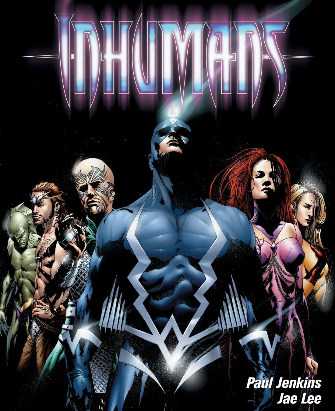 """Το """"The Inhumans"""" Στην Τηλεόραση"""