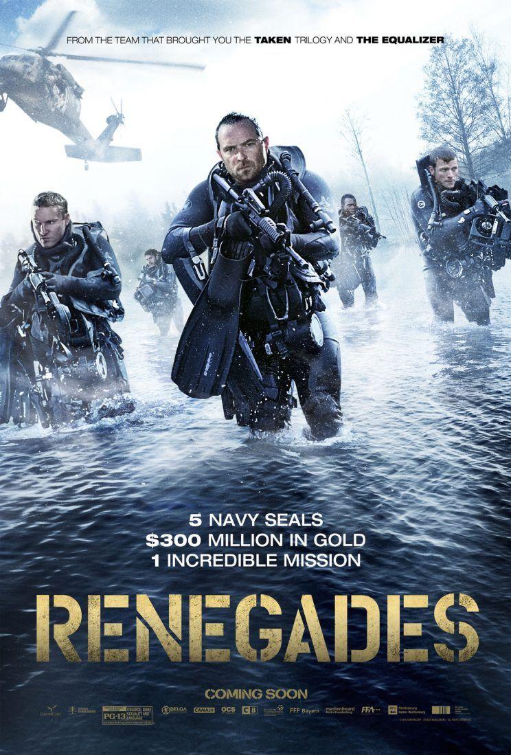 """Πρώτο Trailer Απο Το """"Renegades"""""""