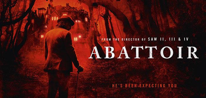 "Trailer Απο Το ""Abattoir"""