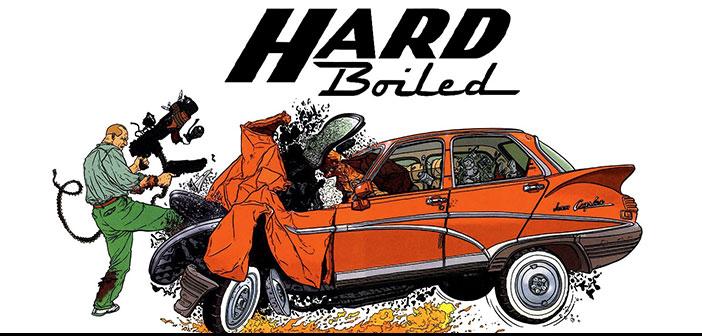 """Η Warner Bros. Ετοιμάζει Την Μεταφορά Του """"Hard Boiled"""""""