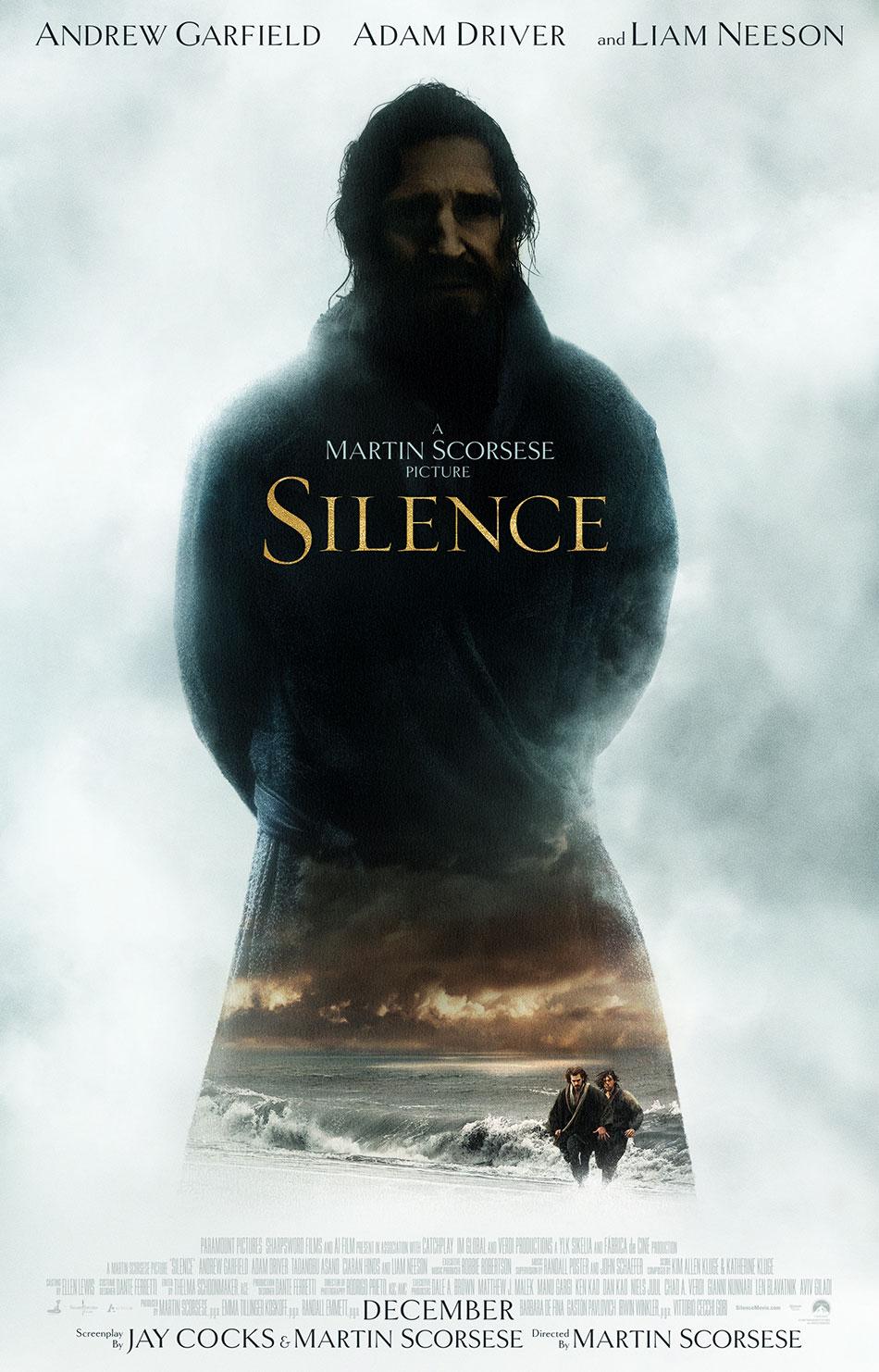 """Πρώτο Trailer Απο Το """"Silence"""""""