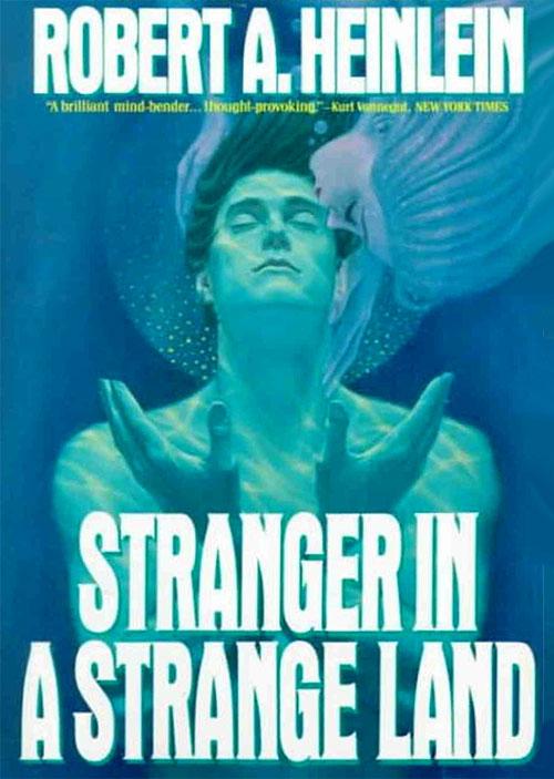 """Το Syfy Απέκτησε Το """"Stranger in a Strange Land"""""""