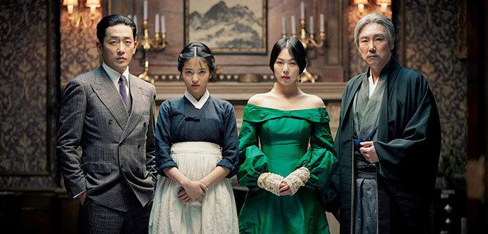 """Κριτική: """"Handmaiden"""" του Chan-wook Park"""