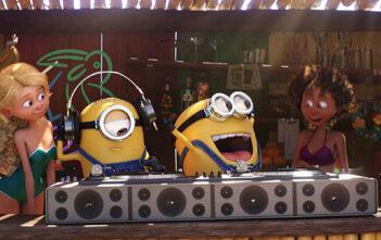 """Πρώτο Trailer Απο Το """"Despicable Me 3"""""""