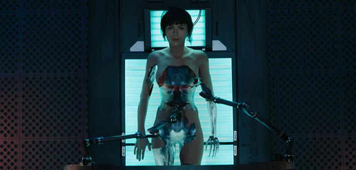 """Οι Πιο Αναμενόμενες Ταινίες Του 2017 - """"Ghost in the Shell"""""""