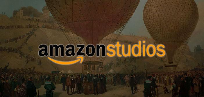 """Το Amazon Απέκτησε Το """"The Aeronauts"""""""