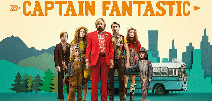 "Κριτική: ""Captain Fantastic"""