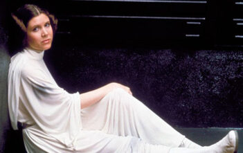 Carrie Fisher [1956-2016]