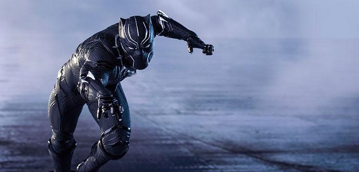 """Πρώτη Ματιά Στο """"Black Panther"""" Της Marvel"""