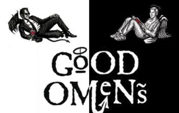 """Το Amazon Απέκτησε Το """"Good Omens"""" Του Neil Gaiman"""