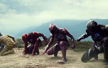 """Νέο Trailer Απο Το """"Power Rangers"""""""