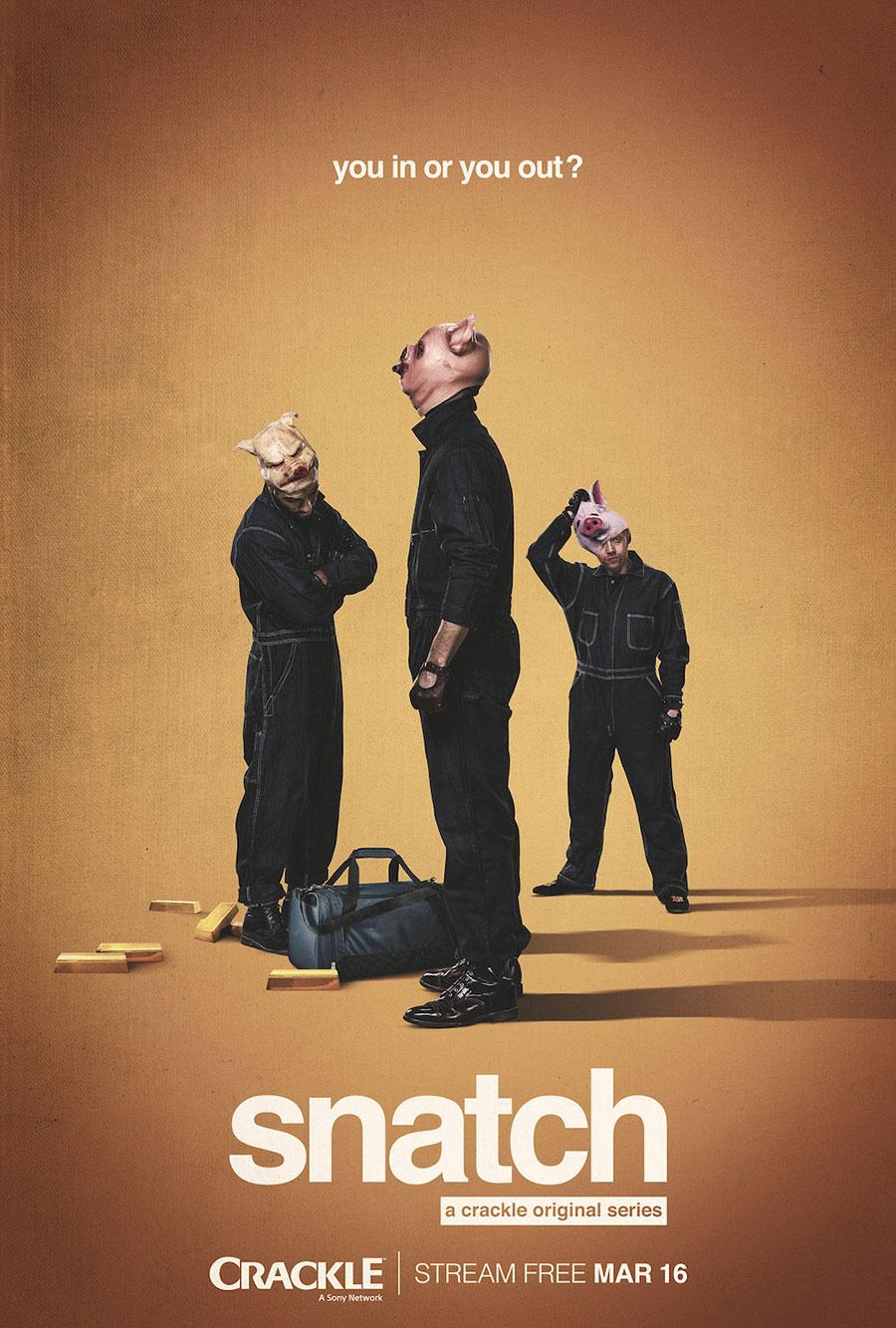"Trailer Απο Το Τηλεοπτικό ""Snatch"""