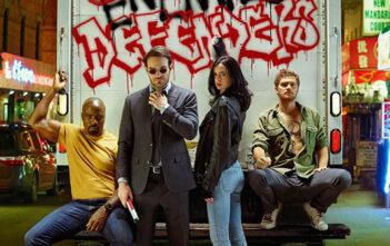 """Πρώτες Εικόνες Απο Το """"The Defenders"""" Του Netflix"""