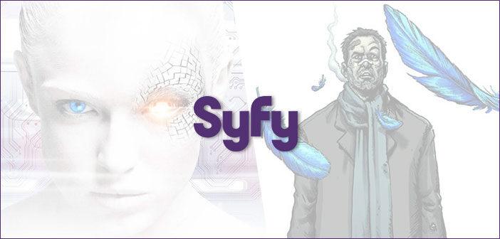 """Το Syfy Παρήγγειλε Τους Πιλότους Των """"The Machine"""" & """"Happy!"""""""