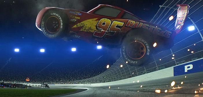 """Νέο Trailer Απο Το """"Cars 3"""""""