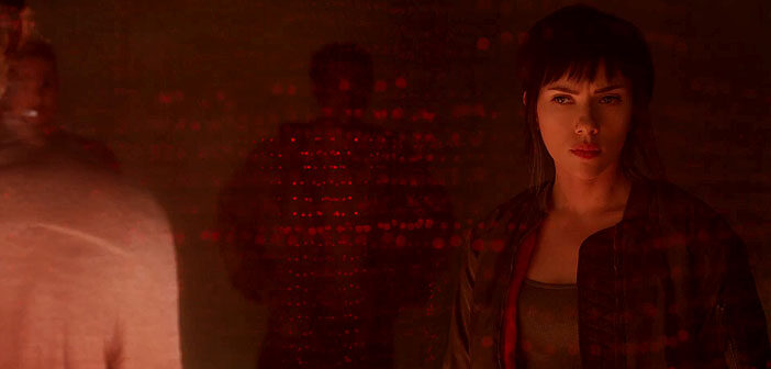 """Νέο Trailer Απο Το """"Ghost In The Shell"""""""