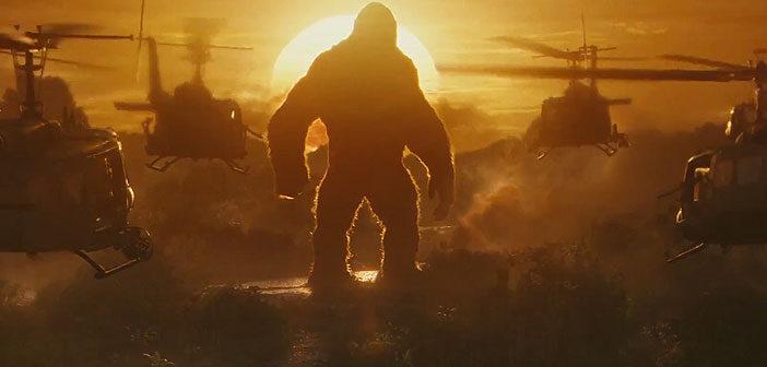 """Το Τελικό Trailer Απο Το """"Kong: Skull Island"""""""