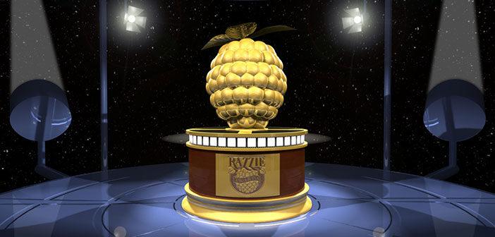 Οι Νικητές Των Χρυσών Βατόμουρων 2017