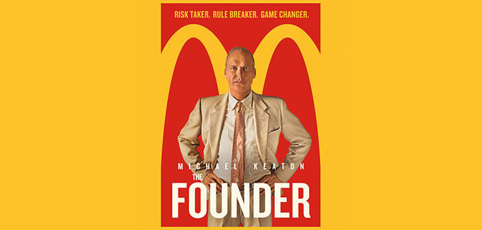 """""""The Founder"""""""