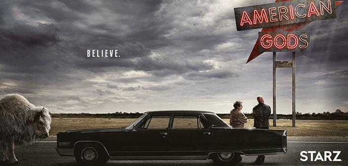 """Νέο Trailer Απο Το """"American Gods"""""""