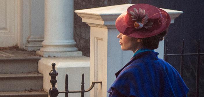 """Πρώτη Ματιά Στο """"Mary Poppins Returns"""""""
