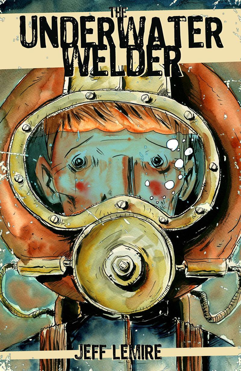 """Το """"The Underwater Welder"""" Στο Σινεμά"""