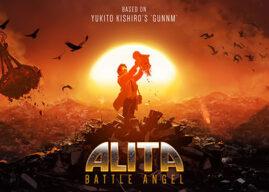Πρώτη Ματιά Στο «Alita: Battle Angel»