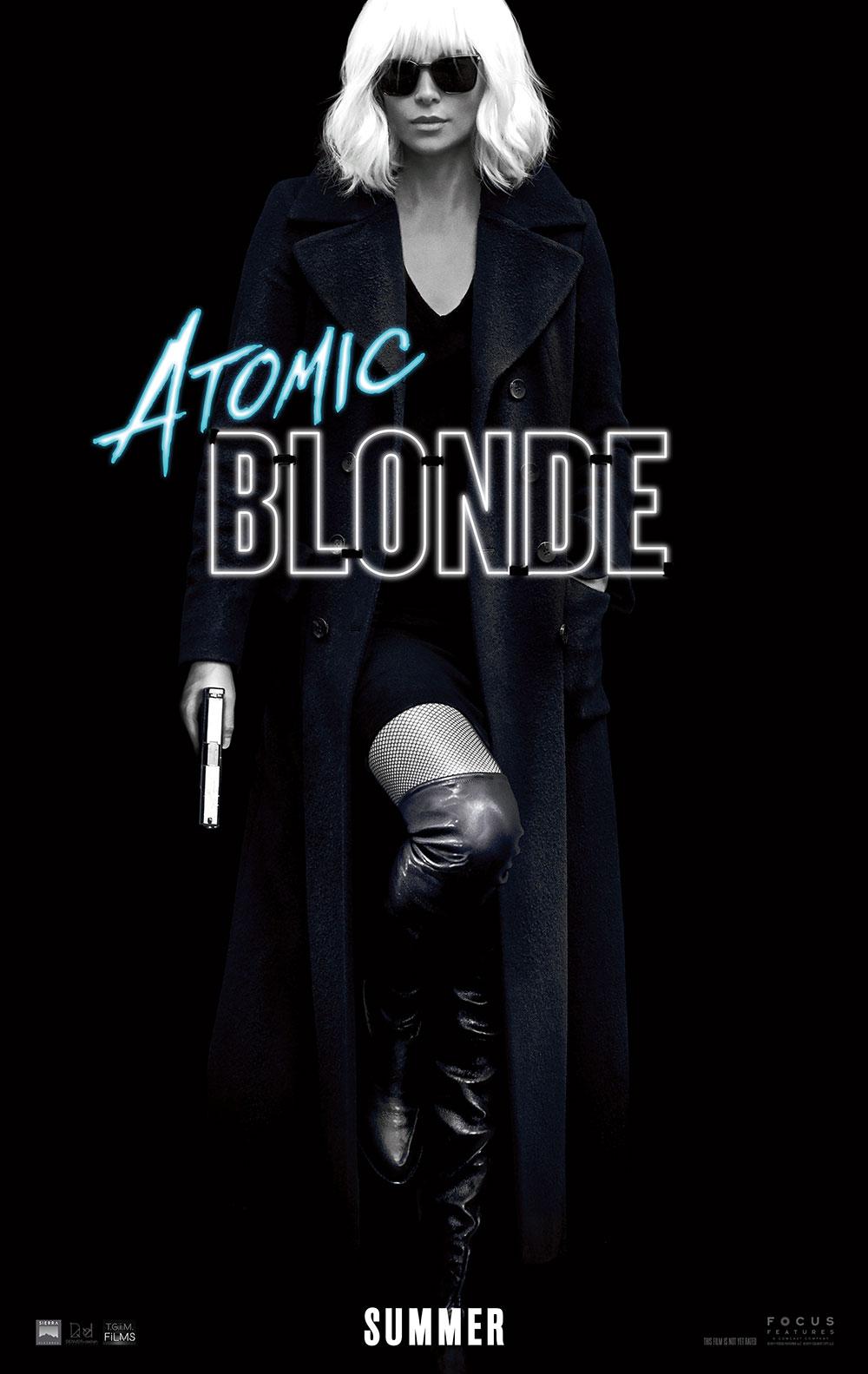 """Πρώτη Ματιά Στο """"Atomic Blonde"""""""