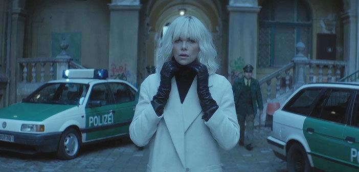 """Πρώτο Trailer Απο Το """"Atomic Blonde"""""""
