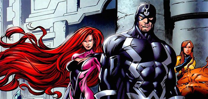 """Πρώτη Ματιά Στο """"Inhumans"""" Του ABC"""