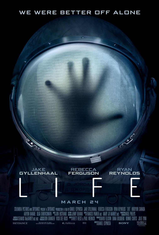 """Τρίτο Trailer Απο Το """"Life"""""""